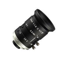 LEM0614MP5 C Mount F1.4 5Megapixel Manual Iris 6mm Fixed Focal Lens