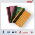 mdc1245 magnética de plástico tarjeta de fidelización