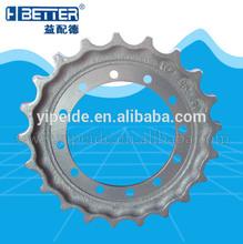 Sprocket segment , Chain wheel sprocket , Standard sprocket for Shantui