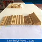 wooden baseboard/ wood skirting/ wood frame