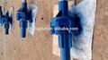 """Pozos de petróleo del cicde 517 poco de rock 11 5/8"""" rodillo del agujero abridor tci tricone bits rotativo de agua de pozo de perforación de la máquina"""