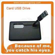 Special Designed USB Flash Drive 2gb Bulk Card Type USB Flash Drive Wholesale