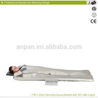 2014 Best selling High Quality ANPAN PH-2BIII Far Infrared Sauna waterproof infrared sauna electric heating blanket