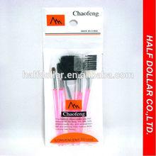 5pcs Face Brush Cosmetic Brush Make Up Brush Set Tool Kit