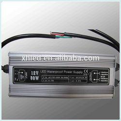 Output DC12VWarranty 2 year 80w led power supply