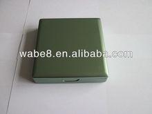 latest design assorted colors plastic cigarette case