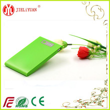 hot sale!The famous brand ABS Material power banks 5200mAh