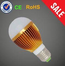 220V Candelabra Gu10 Cree 7w hot sale led bulb lg smd5630 e27 & b22