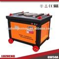 Tensão 220/380v baixa intensidade de trabalho de aço bender vergalhões gw50 em fábrica na china
