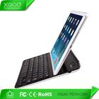 Bluetooth wireless for ipad air keyboard,aluminum keyboard for ipad 5