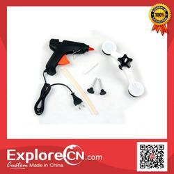 Practical traveling car interior repair kit for dent