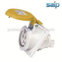 Hot Sale IP67 Plastic 2mm banana socket