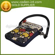 Promotional Customized Neoprene Mobile Phone Bag