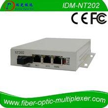 Single/Dual Mode FC/SC fiber optic DeMUX