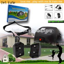 Multi-dog Training System Electronic Dog Garden Fence with Shock Training Collars