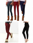 Spandex / Polyester Material and Adults Age Group womens tights leggings