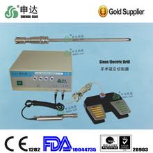 Operation cutting aspirator (sinus electric-drill)
