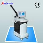 F7 CO2 fractional laser metal RF tube medical equipment
