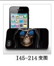 boost mobile 3d phone cases for iphone 4/5/5s/5c