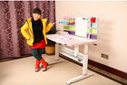 kids study learning desk Design cool Furniture with bright color
