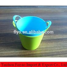 plastic toy basket as gifts/storage/ flowerpot etc