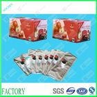 China manufacturer wholesale FDA certificate high quality apple juice, orange juice, lemon juice bag in box