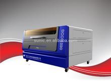 Longa duração design 60 / 80 / 100 / 150 W Co2 cnc laser corte e gravação de veludo de lã / feltro chinelo microporosa