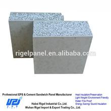 Lightweight concrete foam external wall finish sandwich panel second hand