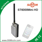 Mini HD cofdm wireless broadcasting camera mount video transmitter