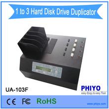 Stand-alone high-performance hard disk duplicator UA-103F