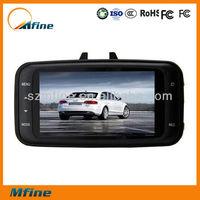 2.7 Inch HD 720P wholesale car dvr recorders GS8000L