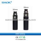 High quality e-cigarette vape 350/450mah best ecig ego battery for ego vaporizer pen