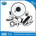 foldable or unfoldable 48v 500w brushless motor electric bike conversion kit