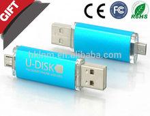 New Arrival OTG Smartphone USB Flash Drive, mobile phone usb, cellphone USB Flash Disk