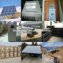 Excellent design long service life 100w portable solar energy system