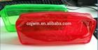 Hot-sealing moistureproof plastic packaging for cosmetics