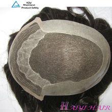 Undetectable black men lace front wigs