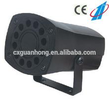 Super Mini 10W 6 Tone 24V Piezo siren