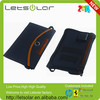portable solar charger bag with 12W sun power solar cells