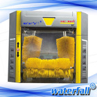 CHINA fully automatic steam car wash system machine price,car wash service station equipment