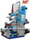 Two colors flex board printing machine