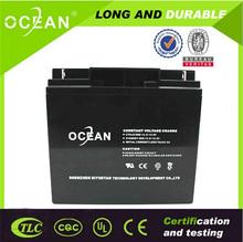 Manufacturer ABS casing sealed maintenance free ups battery 12v 7.2ah