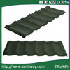 CE certificated European Quality 0.7mm roofing sheet made in china