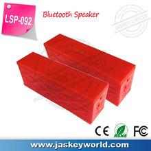 Innovative design wood bluetooth wireless speaker