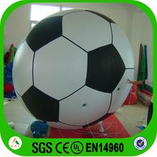 custom size giant inflatable ground football