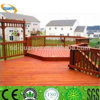 water proof high density wood plastic composite/wpc flooring deck wpc board