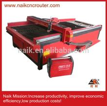 CNC plazma cutting machine for various metal sheet