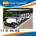 2014 nouveau! 8+2 places voiturette de golf électrique