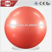 2014fitness water-melon anti burst gym ball