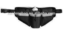 Reflective waist pack